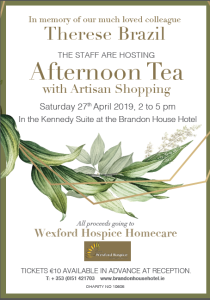 Brandon House Afternoon Tea