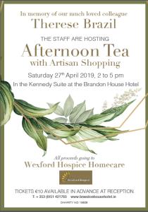 Brandon House Afternoon Tea
