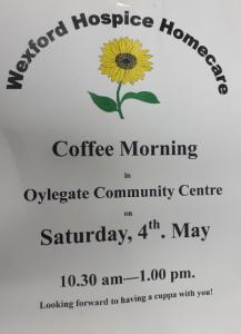 Oylegate Coffee Morn